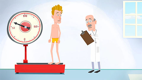 Wat is overgewicht?}