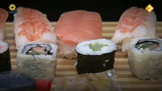 Test: Supermarkt-sushi
