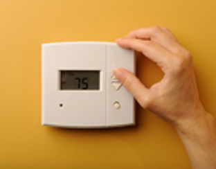 Topdrukte bij verwarmingsbedrijven door vrieskou
