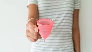 Hoe veilig zijn menstruatiecups?