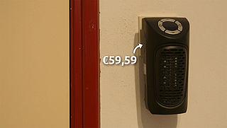 Cera Heater 350 verwarmt voor geen meter | Radar checkt