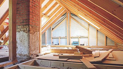 Hergebruik gebouwen zorgde voor 7570 nieuwe woningen