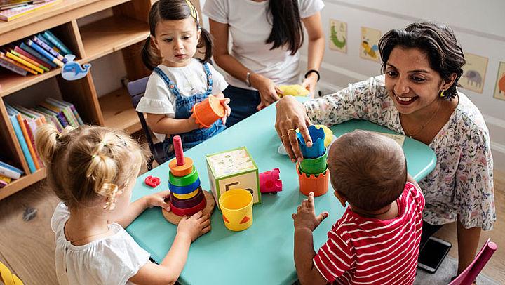 Geen extra stakingsopvang bij een derde kinderopvangorganisaties