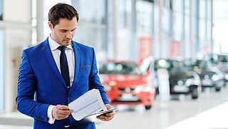 Flinke stijging registratie nieuwe personenauto's