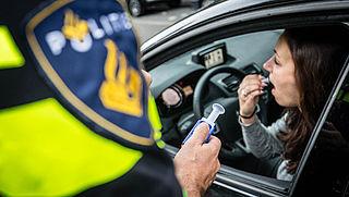 Steeds vaker drugsgebruik in verkeer ontdekt