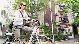 Lezerscolumn: 'Een elektrische fiets is toch voor oude mensen?'