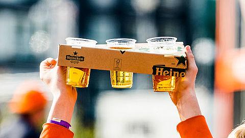 'Verbod op meer dan twee drankjes halen op festival'