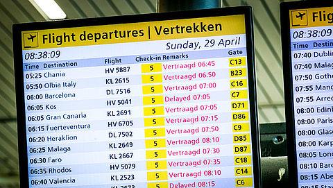 Meer claims door gedupeerde passagiers bij luchtvaartmaatschappijen