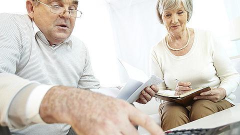 Kabinet wil koopkracht ouderen repareren
