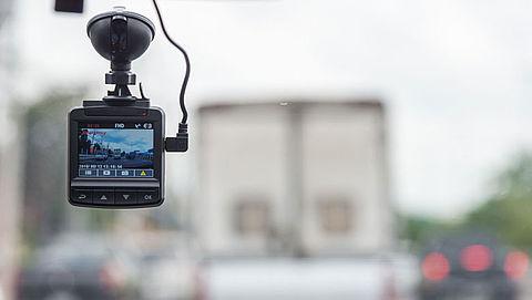 Minder ongelukken bij vrachtwagenchauffeurs met dashcam