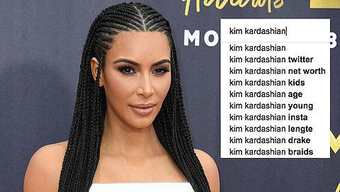 Zoekterm 'Kim Kardashian' het gevaarlijkst
