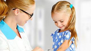 Baby's inenten tegen rotavirus