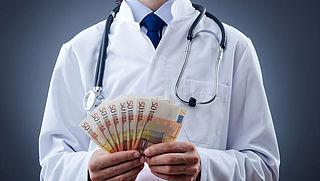 Zorgkosten minder gestegen