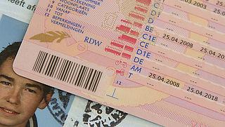 Aantal Nederlanders met rijbewijs is toegenomen