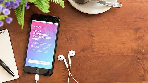 Spotify spant zaak aan tegen Apple}