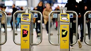 NS sluit toegangspoortjes station Utrecht Centraal
