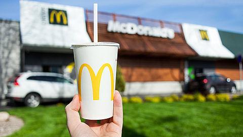McDonald's stopt met plastic rietjes