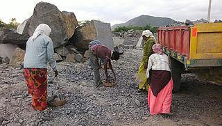 'Graniet op Nederlandse markt uit Indiase kinderarbeidmijnen'