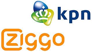 Meer klanten voor grootste aanbieders Ziggo en KPN