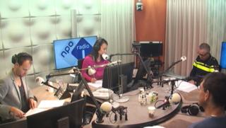 Radio-uitzending 11-11-2017