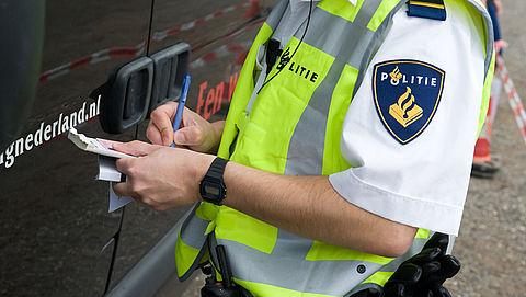 'Verkeer onveiliger door minder handhaving'