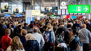 159 KLM-vluchten geannuleerd vanwege storm