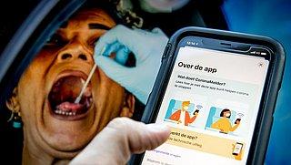 'Privacyproblemen bij Androidversie van CoronaMelder-app'