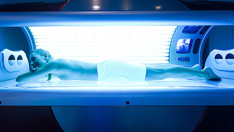 Zonnestudio's passen stralingslimiet aan na onderzoek}