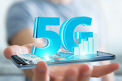 Vodafone begint met uitrol 5G, landelijke dekking vanaf eind juli