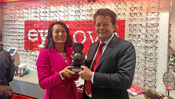 Eyelove wint Loden Radioleeuw 2018
