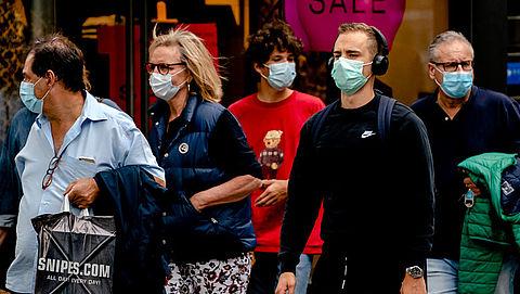 Geen mondkapjesplicht meer in Amsterdam en Rotterdam vanaf maandag