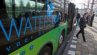 OV krijgt er 50 nieuwe waterstofbussen bij in 2021