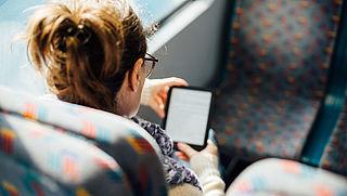 Gratis treinreizen met boekenweekgeschenk