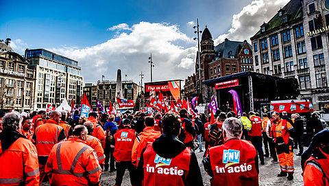 Vakbonden: 29 mei nieuwe staking om pensioenwensen}