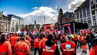 Vakbonden: 29 mei nieuwe staking om pensioenwensen