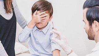 Kind met prikangst: wat kun je doen?