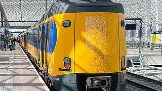 Nieuwe treindienstregeling NS gaat vandaag in