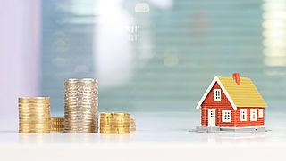 Huizenprijzen gaan nog steeds omhoog
