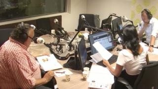 Radio-uitzending 17-06-2017