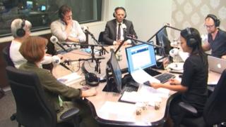 Radio-uitzending 23-09-2017