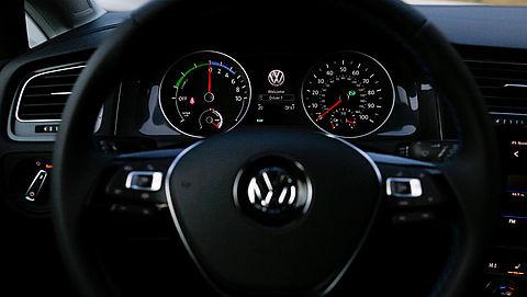 Sjoemelsoftware Volkswagen materiële fout}