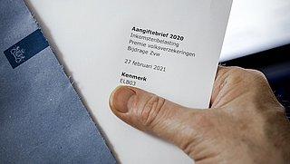 Vandaag laatste kans om belastingaangifte van 2020 in te dienen