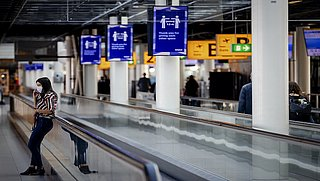 'Negatief reisadvies wordt verlengd, geen plezierreizen in de meivakantie'