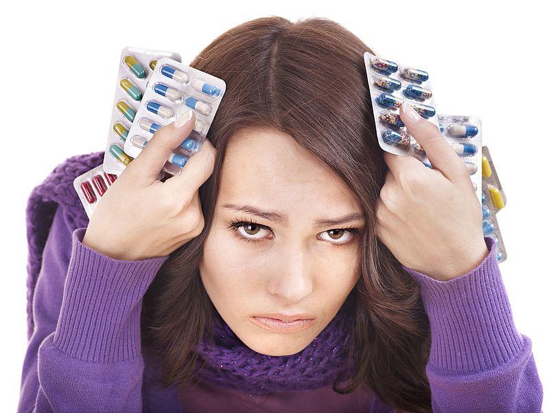 Vrouwen vaker anti-depressiva voorgeschreven