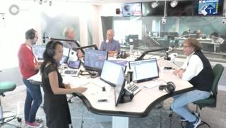 Radio-uitzending 13-10-2018