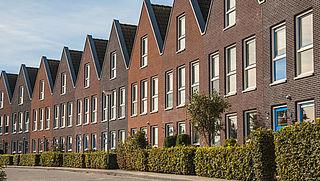 'Tekort aan woningen wordt de komende jaren kleiner'