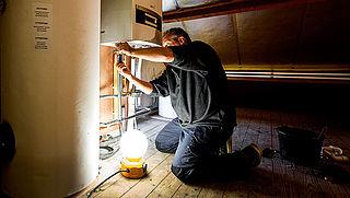Compensatievergoeding na storing warmtepomp