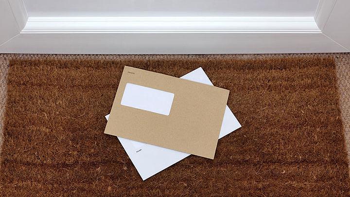 Waarschuwing voor poederbrieven