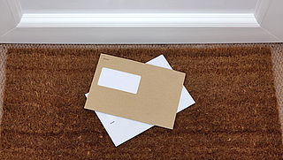 Waarschuwing voor afpersing huisverkopers met poederbrieven