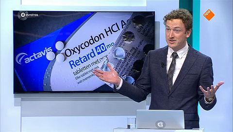 Radar checkt: Minister in actie tegen groeiend gebruik oxycodon